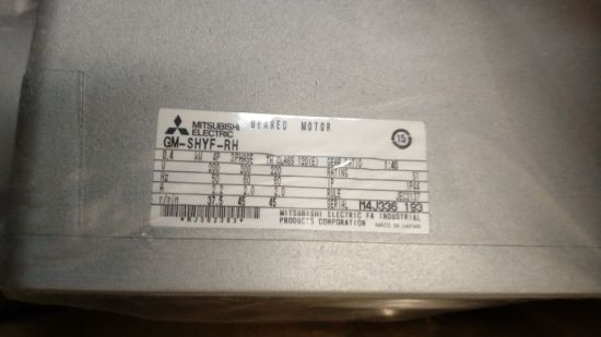 三菱减速电机 GM-SHYF-RH 0.4KW 2...